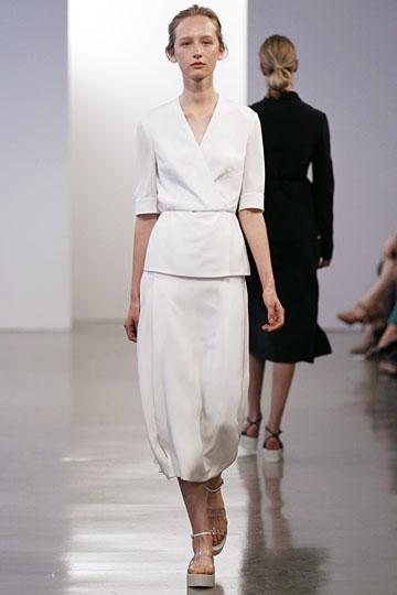 Calvin Klein minimal details