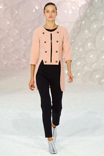 Chanel pink frak