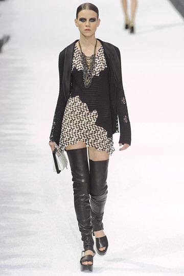 Chanel's designs