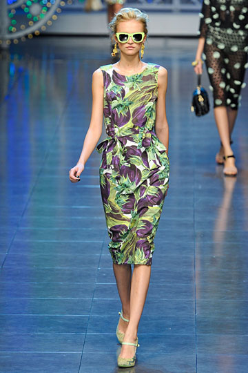 Dolce Gabbana Violette dress