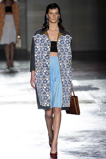 Prada fashion Italian style