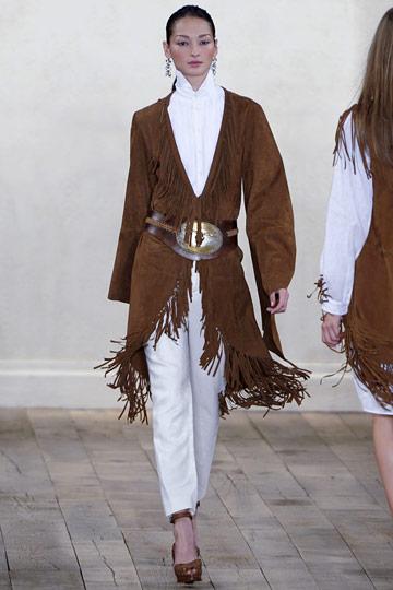 Ralph Lauren - hunting-inspired textiles