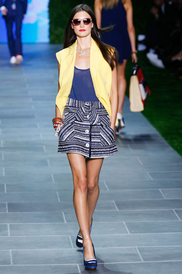 Tommy Hilfiger - synonymous with cutting-edge fashion